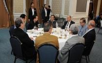 Vatan Partisi, Adnan Oktar yemeğinde!