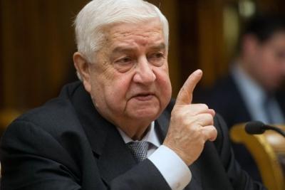 Velid el Muallim: Teröristler Türkiye'ye bağlı