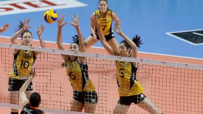 Vestel Venus Sultanlar Ligi şampiyonu VakıfBank