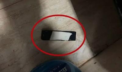 Yakın arkadaşının eşi banyosuna gizli kamera yerleştirdi