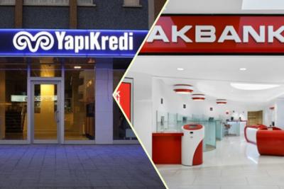Yapı Krediye 187 milyon, Akbank'a 94 milyon lira ceza