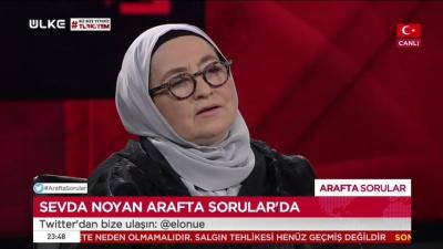 Yazar Sevda Noyan: 15 Temmuz kursağımızda kaldı, istediklerimizi yapamadık, boş bulunduk