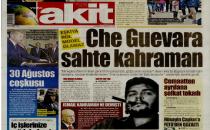 Yeni Akit, Che'yi hedef aldı!
