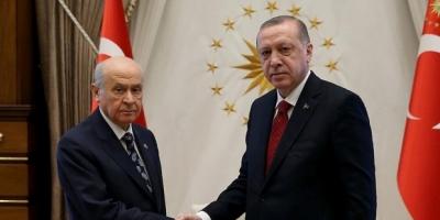 Yeni Şafak yazarı: AKP ve MHP, başka konularda da görüş ayrılığı yaşayabilir