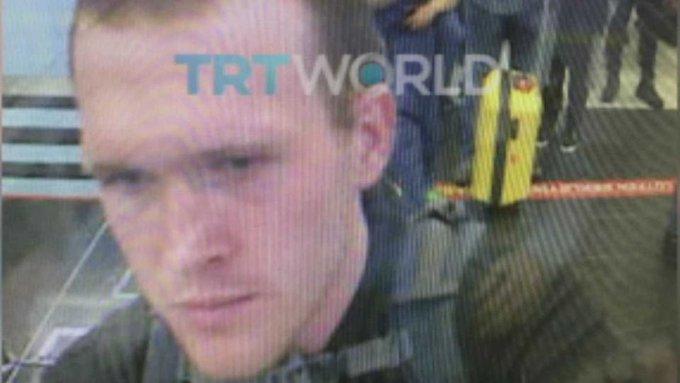 Yeni Zelanda saldırganının bir süre Türkiye'de olduğu belirlendi
