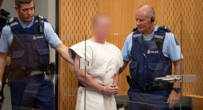 Yeni Zelanda saldırganı avukatını azletti, kendisini savunacak: Mahkemeyi propaganda platformuna çevirebilir