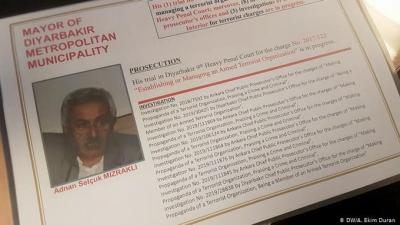Yerine kayyım atanan Selçuk Mızraklı 'örgüt üyeliği' iddiasıyla tutuklandı