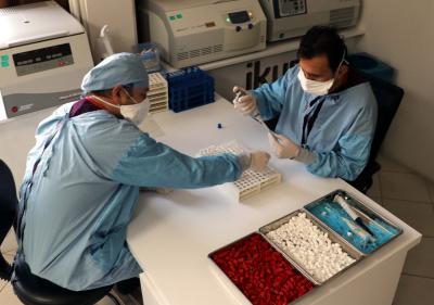 Yerli aşıda gönüllü başvuruları e-Nabız üzerinden başladı