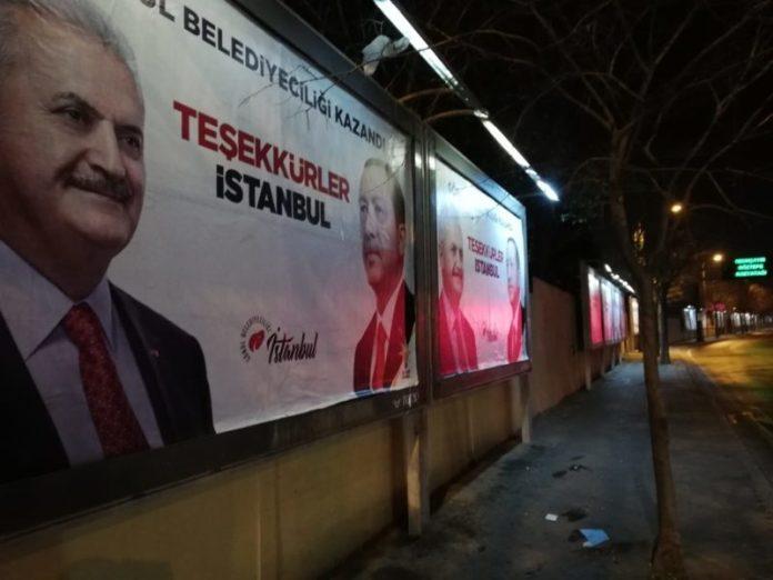 Yıldırım: Seçim geçmiş, İstanbullulara teşekkür etmenin anlaşılmayacak nesi var?