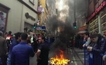 Yine Trabzon! 1 Mayıs kutlamasına ülkücüler saldırdı..