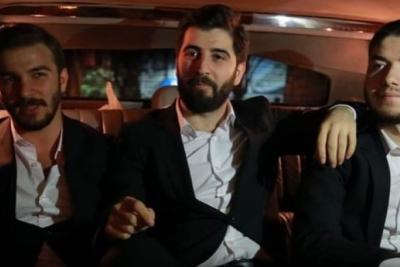 Youtuber grubu 'Kafalar'a gözaltı