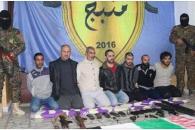 YPG saldırı planlayan militanlar yakaladığını ileri sürdü