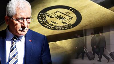 YSK Başkanı Sadi Güven'in muhalefet şerhi: Sandık başkanına itiraz edilen 754 sandığın 750'sinde AK Parti görevlisi vardı