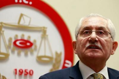 YSK Başkanı'ndan açıklama: Oy zarfının kaldırılması gerekir, YSK buna hazır