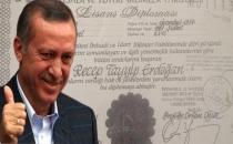 YSK Erdoğan'ın diploma örneğini paylaştı!