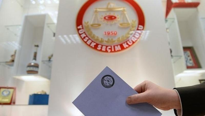 YSK o seçmenlerin kayıtlarını donduracak