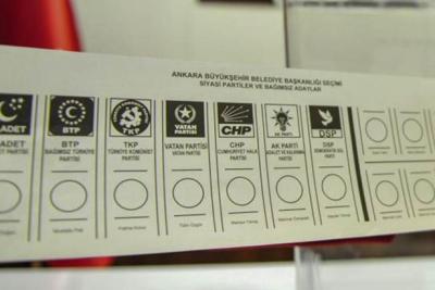 YSK seçime girebilecek partilerin listesini açıkladı