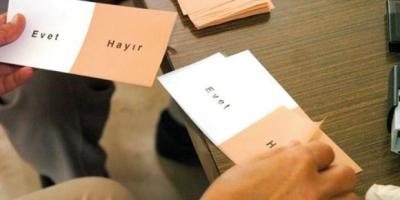 YSK'dan 'evet' kararı