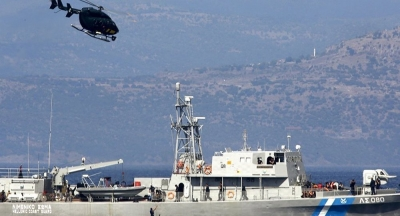 Yunan askerleri Türk balıkçılarına silah doğrulttu