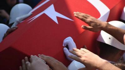 MSB: Bahar Kalkanı Harekat Bölgesinde bir asker hayatını kaybetti, 4 asker yaralandı