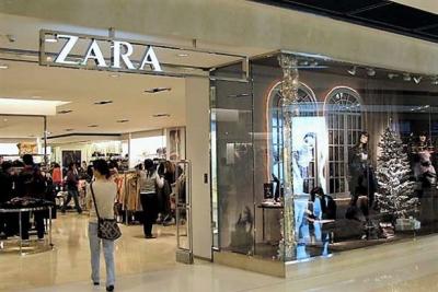 Zara'dan kadın çalışanlarına: 'Kırmızı ruj süreceksiniz!'