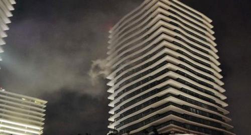 Zorlu Center'da yangın: 1 ölü!!