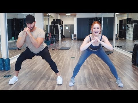 My updated workout routine   Madelaine Petsch