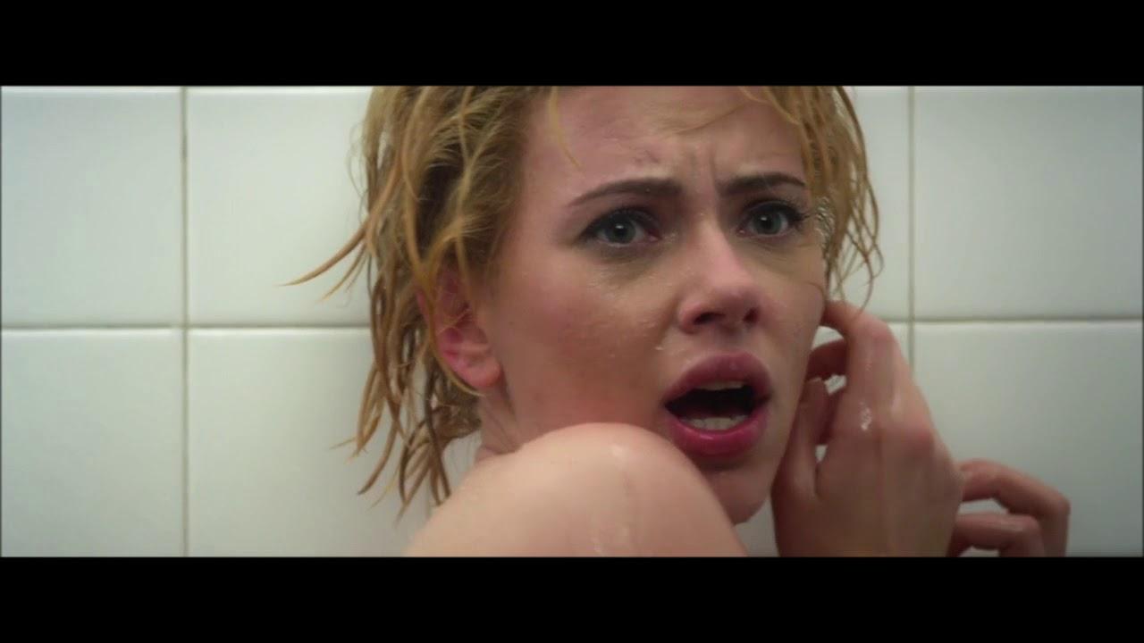 Hitchcock shower scene - Scarlett Johansson