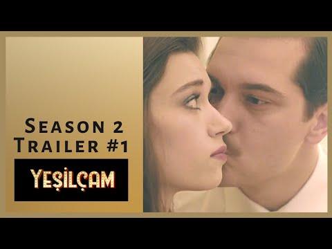 Yeşilçam Season 2 Trailer ❖ Cagatay Ulusoy ❖ English ❖ 2021