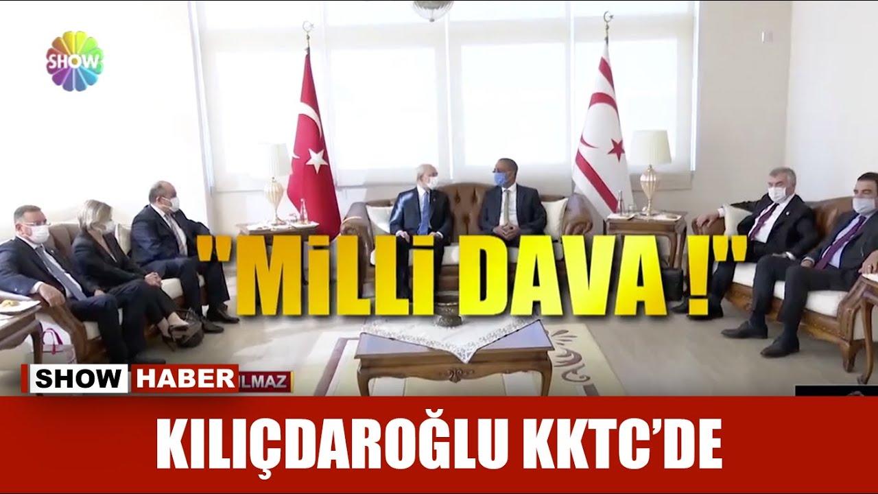 Kılıçdaroğlu KKTC'de
