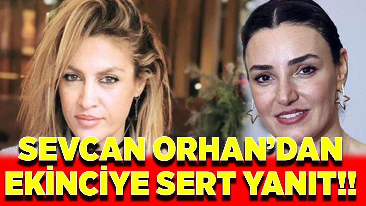 Meslektaşları Adına Özür Dileyen Tuğba Ekinci'ye Sevcan Orhan'dan Sert Yanıt: Meslektaşım Değil!