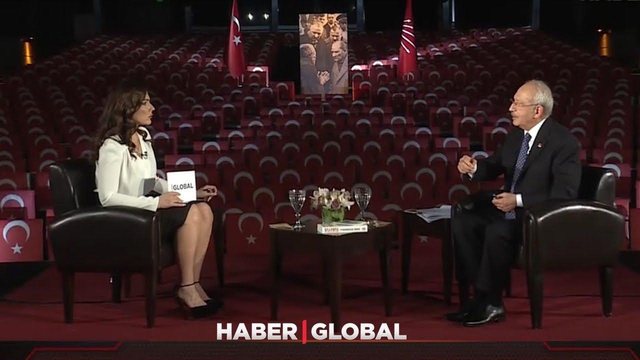 Buket Aydın'dan Tarihi Kemal Kılıçdaroğlu Röportajı