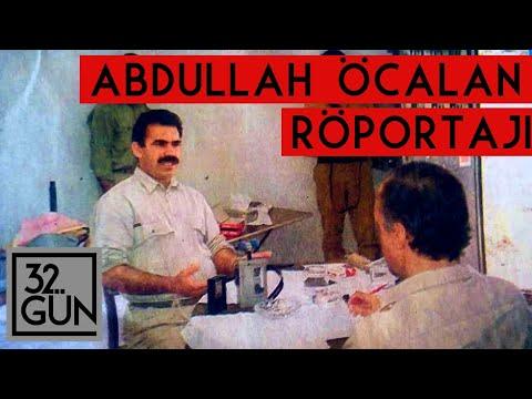 Abdullah Öcalan Röportajı   1992   32. Gün Arşivi