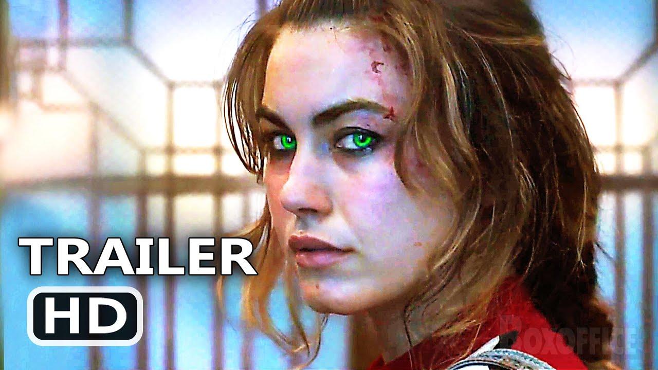 ASCENDANT Trailer (2021) Charlotte Best Sci-Fi Movie