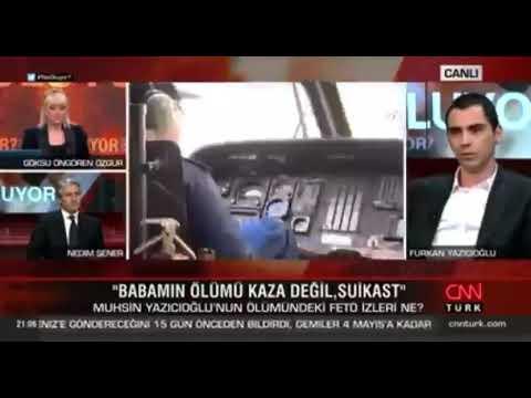 Furkan Yazıcıoğlu, CNN TÜRK'te babasının ölümüyle ilgili önemli açıklamalarda bulundu.