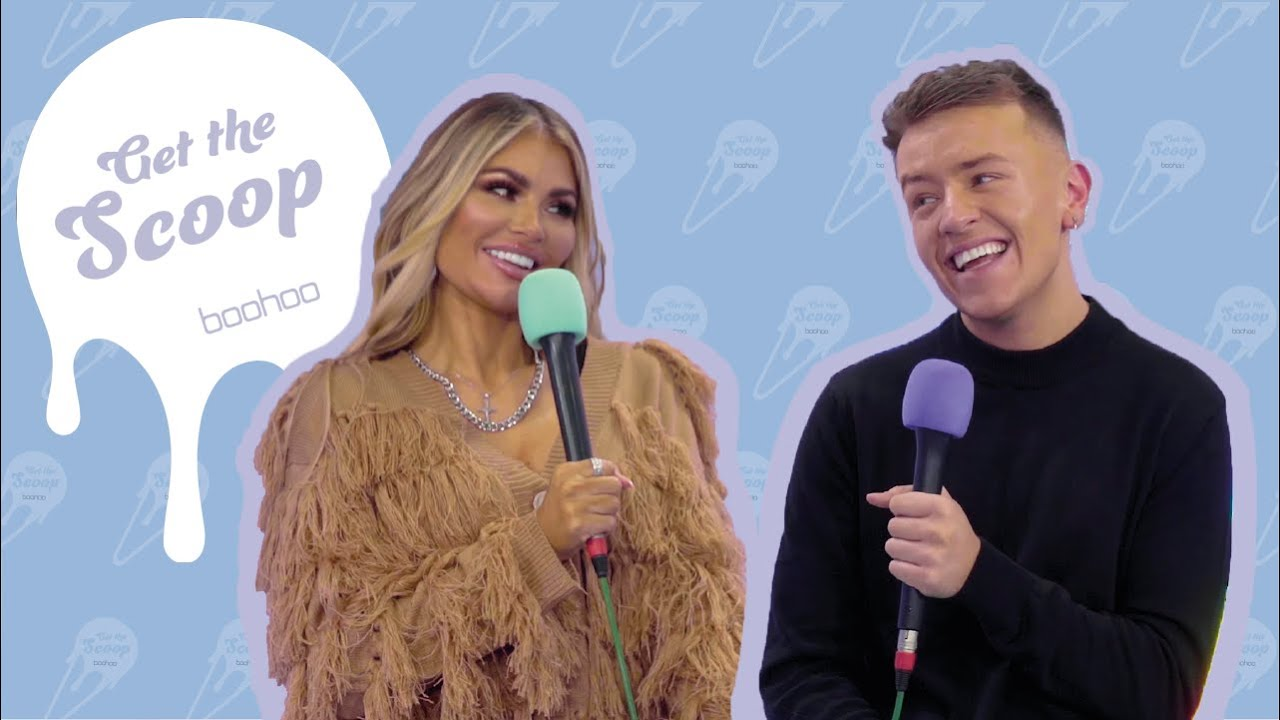 Chloe Sims TOWIE Truths | GET THE SCOOP S2 Ep #1 | BOOHOO