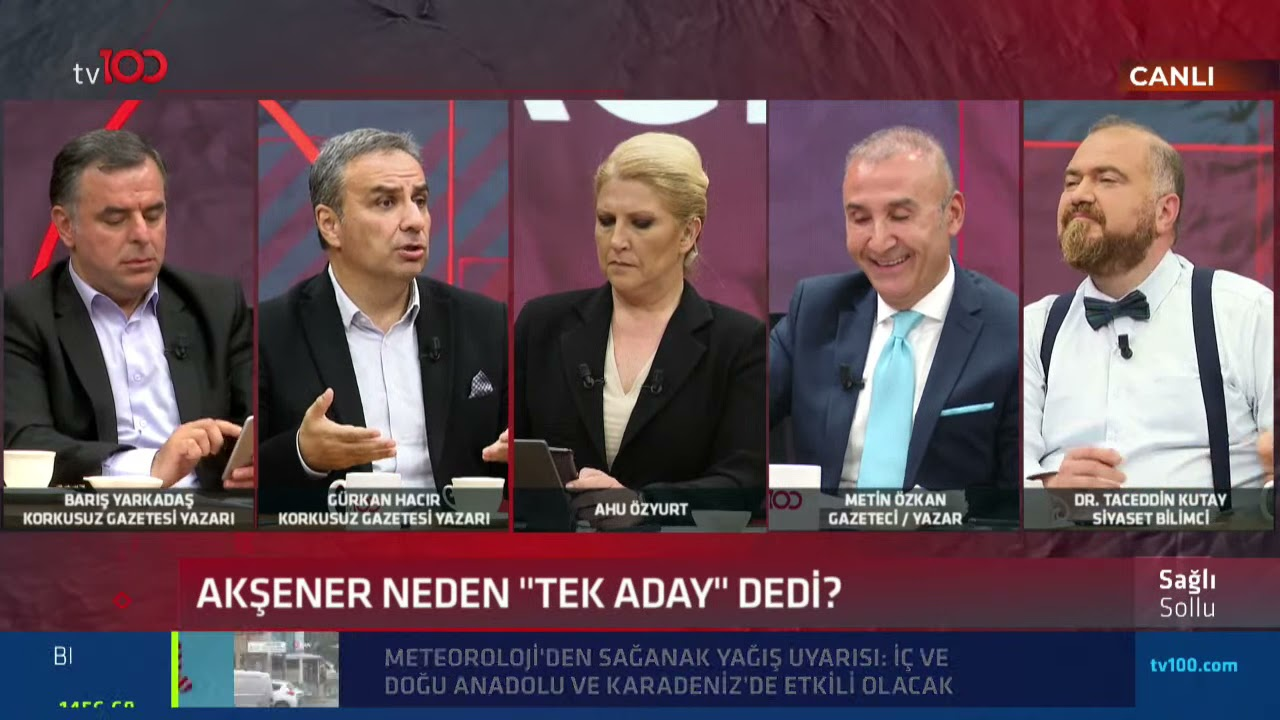 Gürkan Hacır: Kılıçdaroğlu cumhurbaşkanı olup Meral Akşener Başbakan olabilir
