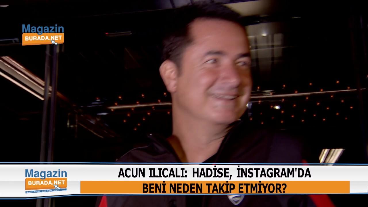 Acun Ilıcalı: Murat Boz, Hadise'yi engelleyecek