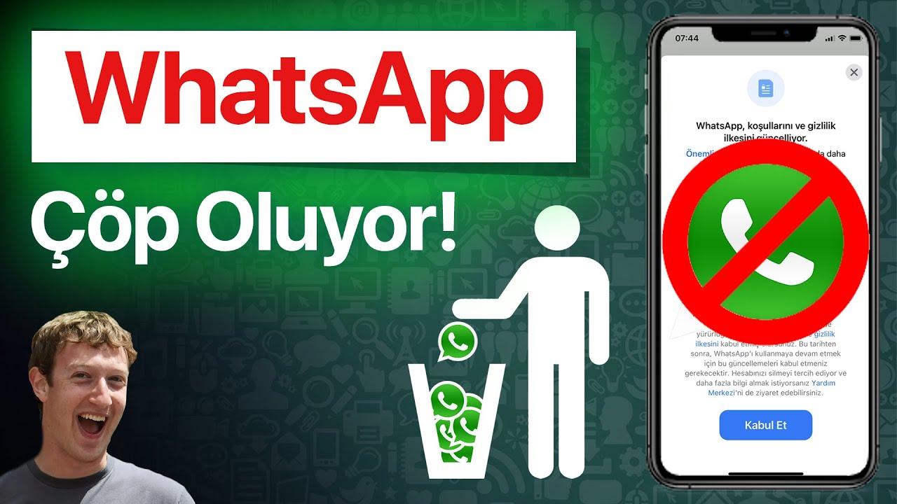 'WhatsApp özel hayatımızı ifşa etmek için izin istiyor'
