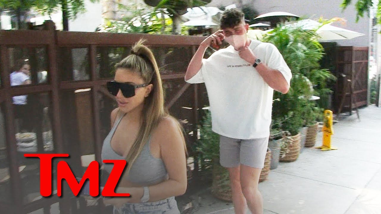 Larsa Pippen, 'Too Hot to Handle' Star Harry Jowsey Play Coy Talking Dating Rumors | TMZ