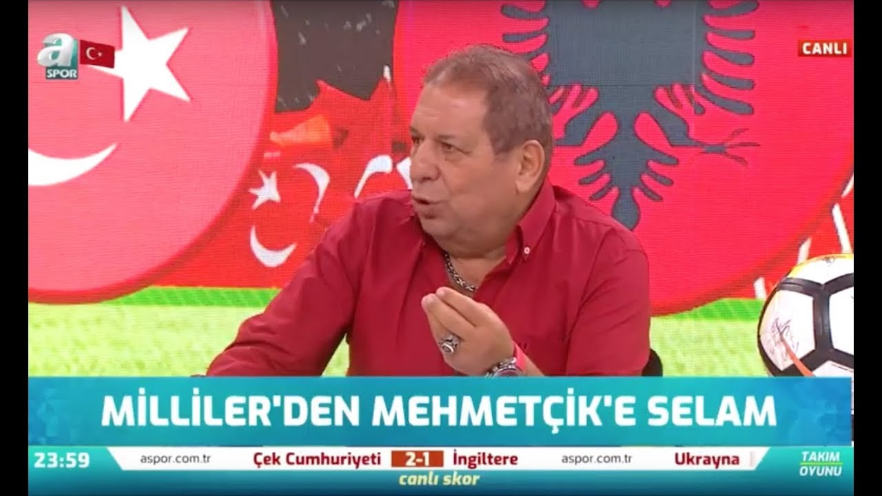 Erman Toroğlu Türkiye  Arnavutluk maçını yorumladı