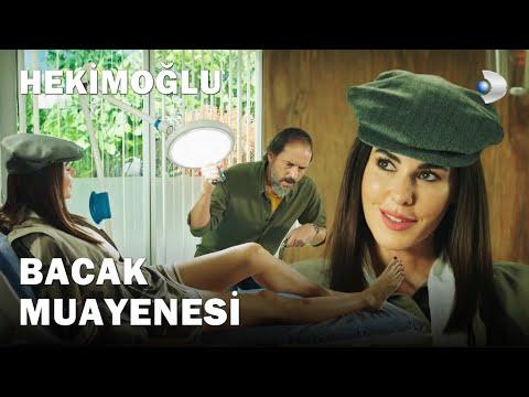 Hekimoğlu, Defne Samyeli'yi muayene etti