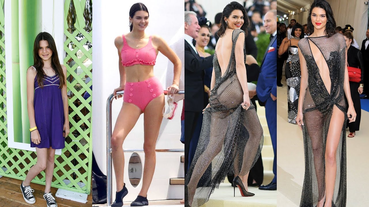 Kendall Jenner Transformation 2018 | From 1 To 22 Years Old