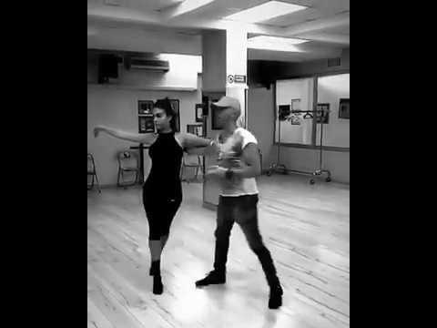 Georgina Rodriguez' Salsa dance ????????