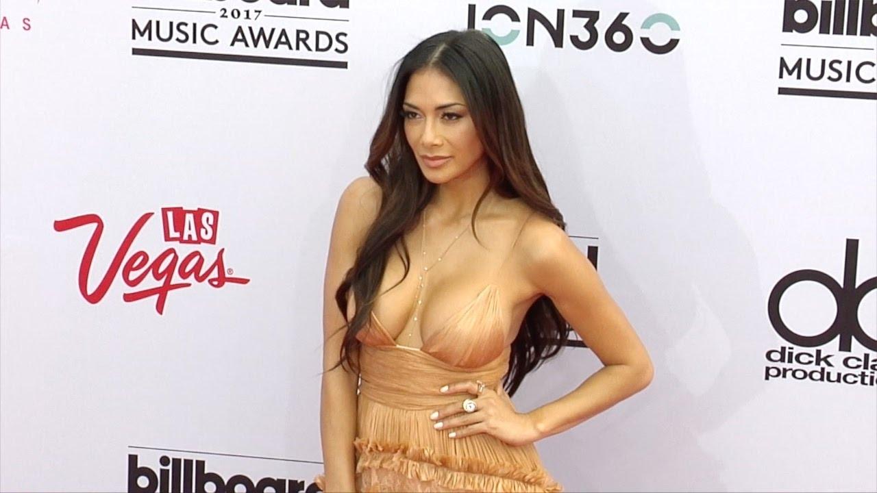 Nicole Scherzinger 2017 Billboard Music Awards Magenta Carpet