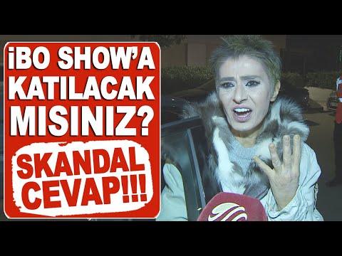İbrahim Tatlıses ve İbo Show sorusuna Yıldız Tilbe'den skandal cevap!