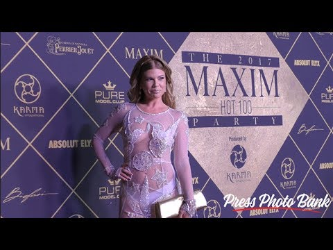 Chanel West Coast arrives to The Maxim Hot 100 Party in Hollywood