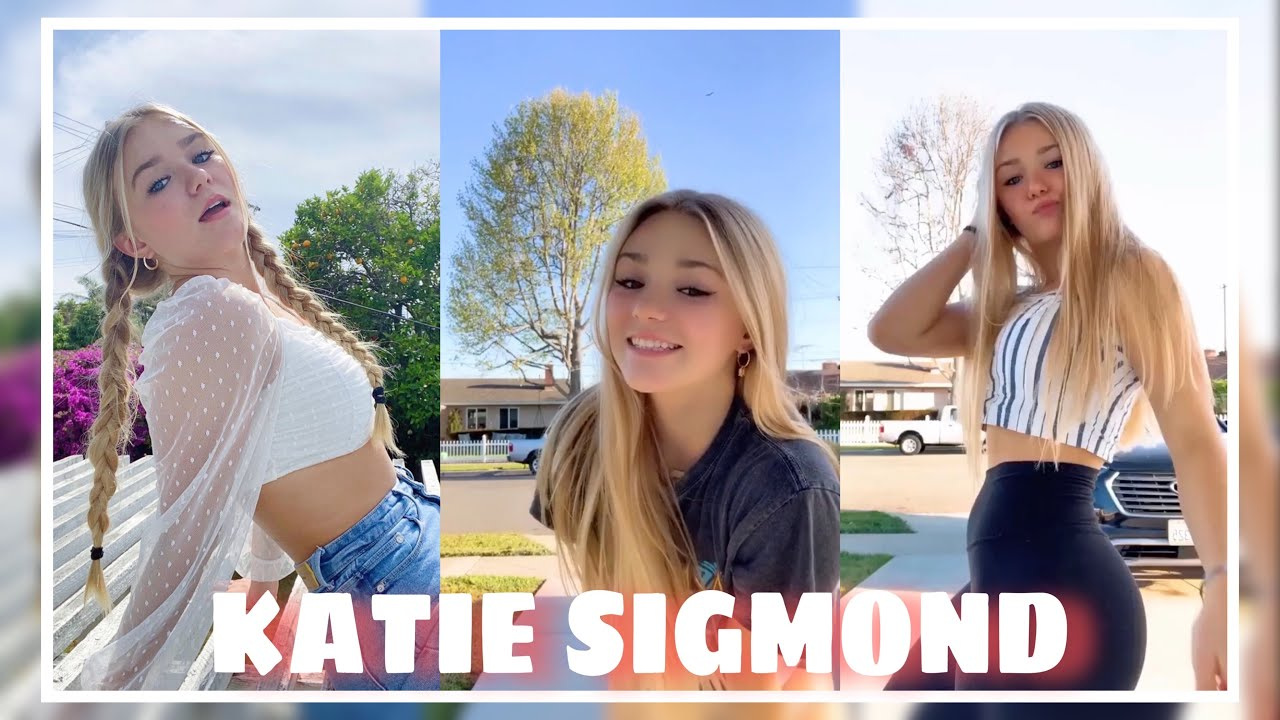 Katie Sigmond TikTok videoları