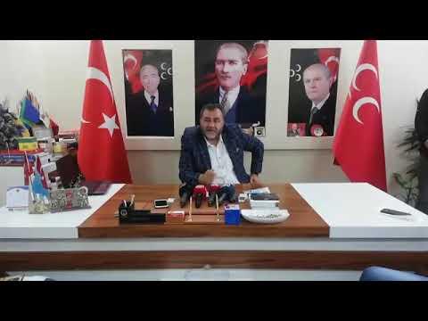 MHP Ordu İl Başkanı Köksal Yılmaz istifa etti