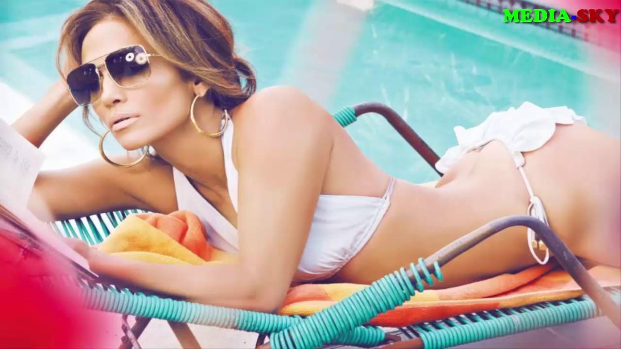 Jennifer Lopez Hot Butt Show |  Sexy Scene